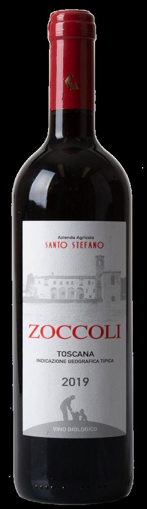 Zoccoli | Toscana Rosso Indicazione Geografica Tipica